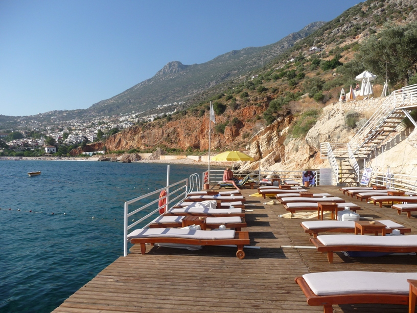 Kalkan Villas  Local beaches